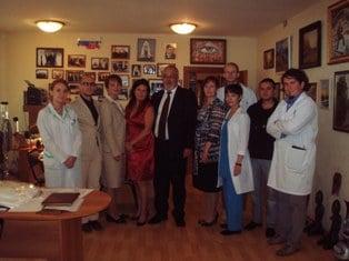 С врачами-радиологами Челябинска