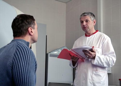 Консультация в Клинике Спиженко