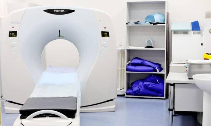 Компьютерная томография в ступино