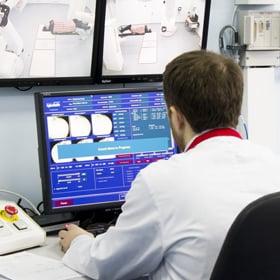 Контроль процесса лечения на КиберНоже