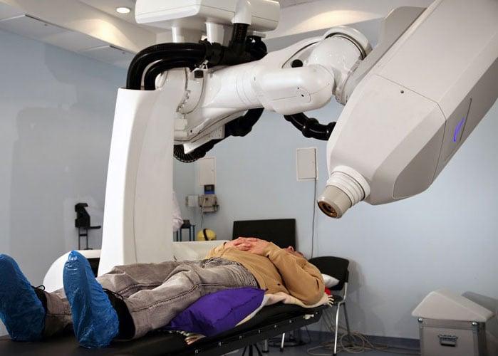Самый прогрессивный метод лечения рака – стереотаксическая радиохирургия системой КиберНож