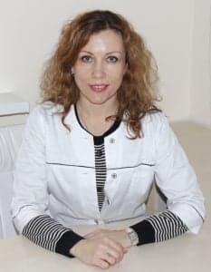 Гематолог, доктор медицинских наук, руководитель отдела гематологии Клиники Спиженко - ПЕРЕХРЕСТЕНКО Татьяна Петровна