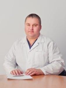 Гирагосов Евгений Юрьевич, врач онколог-хирург