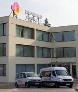 Стационар в Клинике Спиженко
