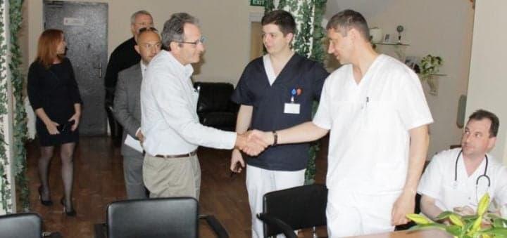 Иностранный опыт и украинские возможности Кибер Клиники Спиженко - совместно устанавливаем новые стандарты в онкологии