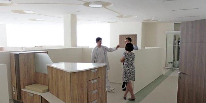Делегация Боэрингер Ингельхайм, одного из лидеров мировой фармацевтической промышленности, посетила Кибер Клинику Спиженко