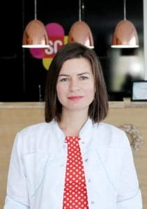 Гаркуша Юлия Николаевна, врач-рентгенолог