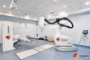 Клиника Спиженко – первый в Восточной Европе центр КиберНож