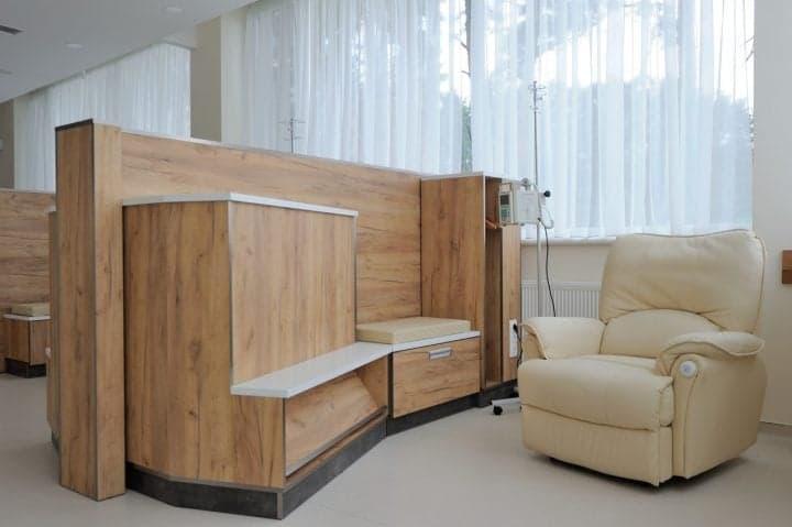 Установка портов для химиотерапии