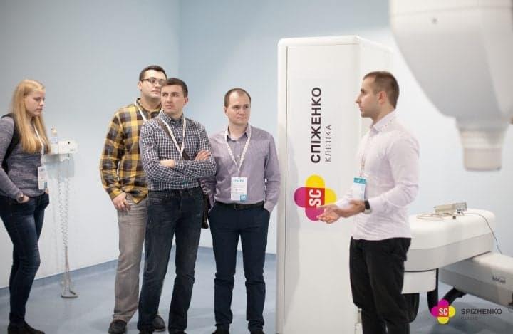 В Клинике Спиженко прошел II-й Форум медицинских физиков Украины