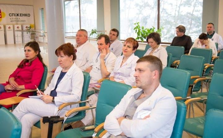 Каждую пятницу в Клинике Спиженко тематические семинары для врачей
