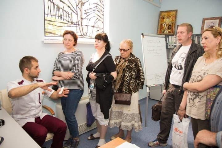Выездной семинар по основам радиационной безопасности в Клинике Спиженко