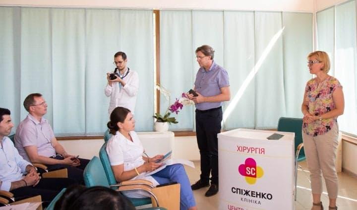 Сохранение фертильности у пациентов с онкопатологией - семинар в Клинике Спиженко