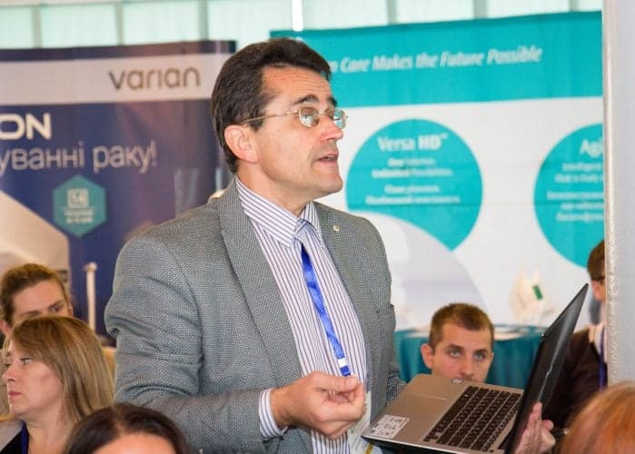 III-й Форум медицинских физиков Украины стал самым масштабным событием отрасли в 2018 году