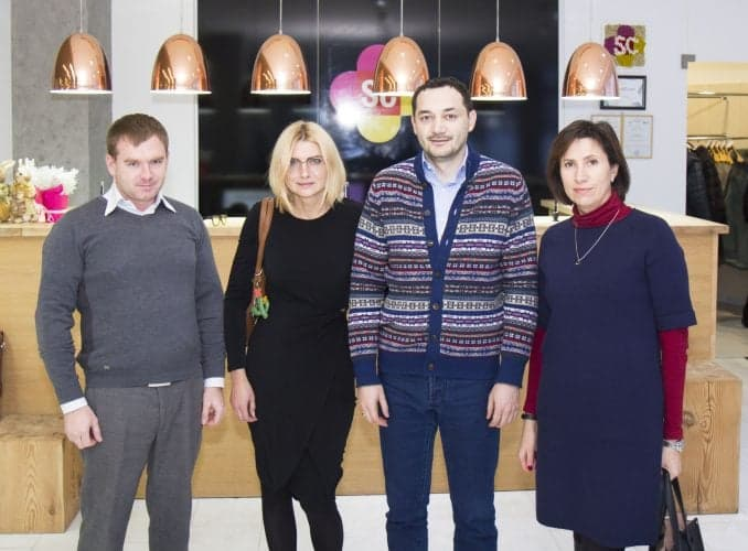 Рабочая встреча с представителями компании MetLife в Клинике Спиженко