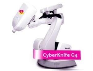 Радиохирургическая система КиберНож (CyberKnife G4)