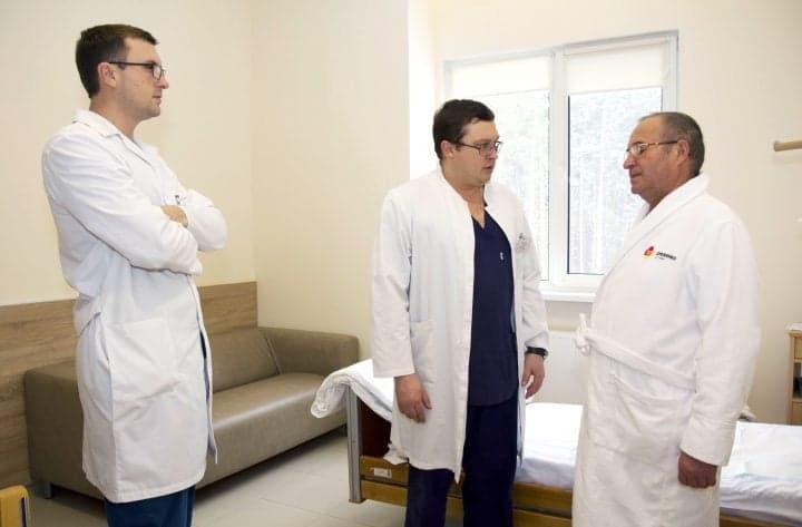 Колоректальный рак: клинический случай. История пациента Клиники Спиженко