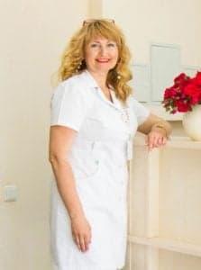 Угляренко Светлана Николаевна, физический реабилитолог