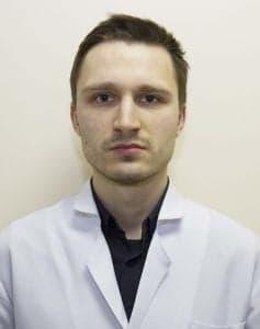 Зиныч Олег Александрович,  врач-рентгенолог