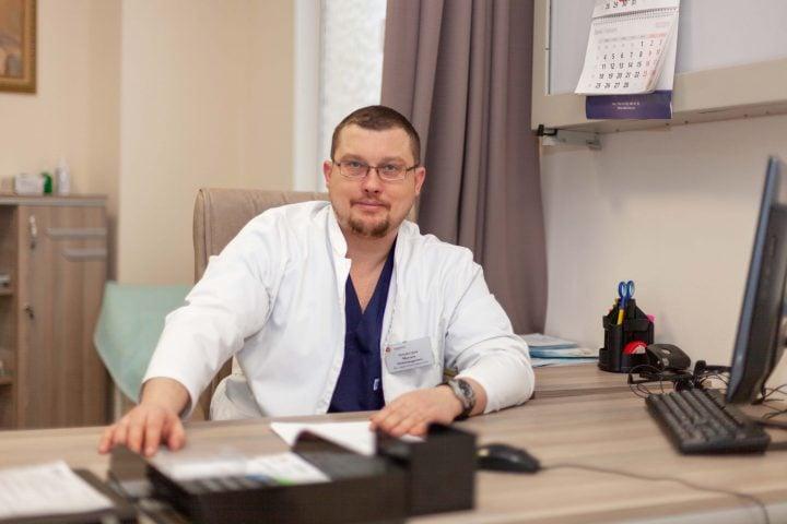 Максим Сильвестров: «Наша основная задача, чтобы пациент ушел здоровым и с хорошим качеством жизни»