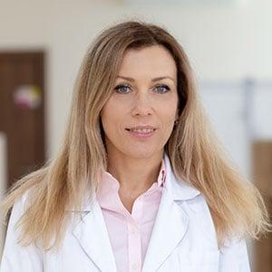 Татьяна Петровна Перехрестенко