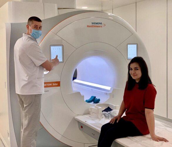 Бесплатный МРТ-скрининг от Клиники Спиженко